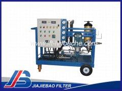 抗燃油再生滤油机